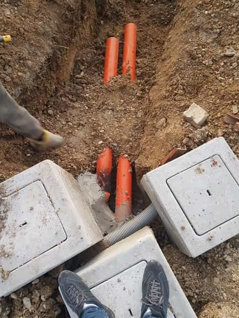 Drainage Junction Box