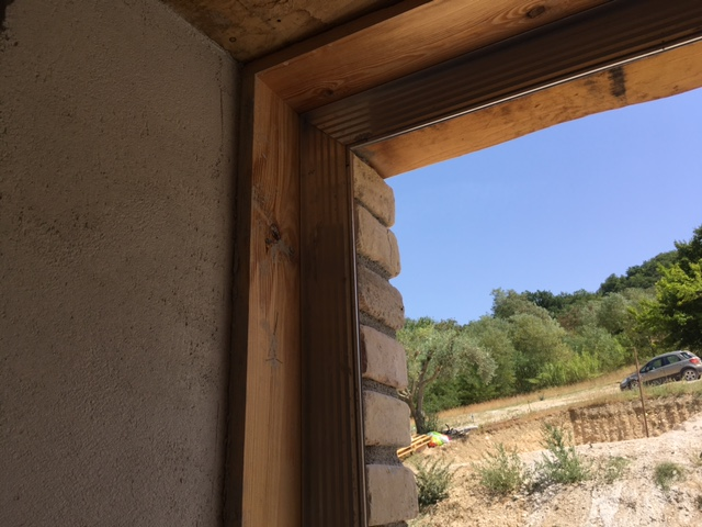 Study Window Frame