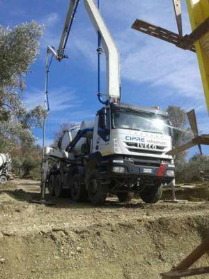 Concrete Crane