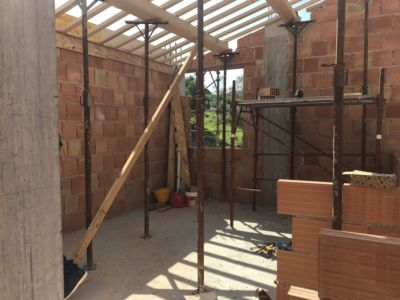 Jack's Room at a new building site in Le Marche