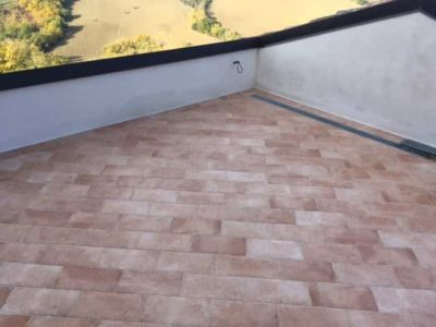 Terrazza Tiled