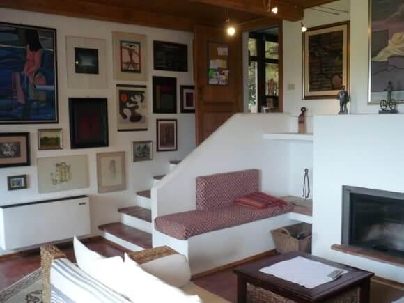 Casa Tranquilla interior