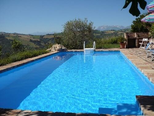 Casa Tranquilla pool