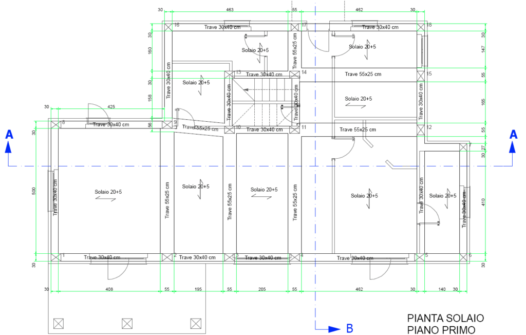 Beams and Floors Click image to enlarge and see plan details
