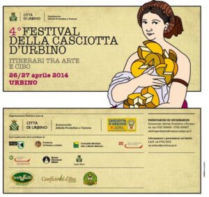 Sagra Casciotta Ticket