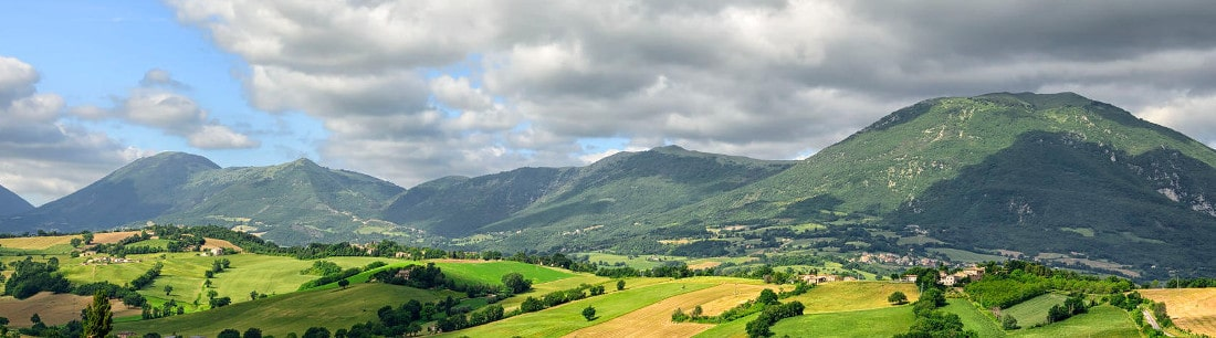 Le Marche - Mountains