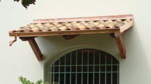 tettoia example