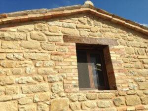 Example Stone and Brick Wall
