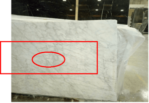 Guess of Slab Cutout