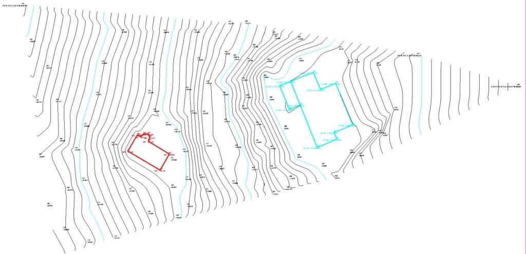 Detailed Terrain Map