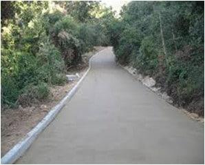 Concrete Driveway Example