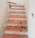Scuffed Stair Risers